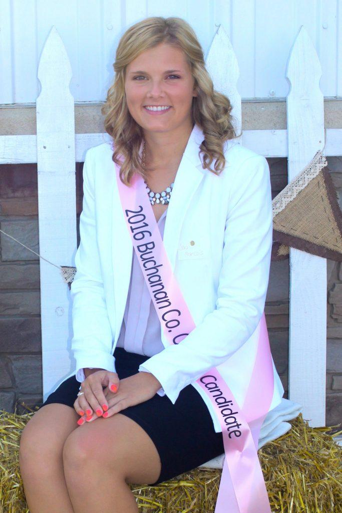 2016 Fair Queen Candidate