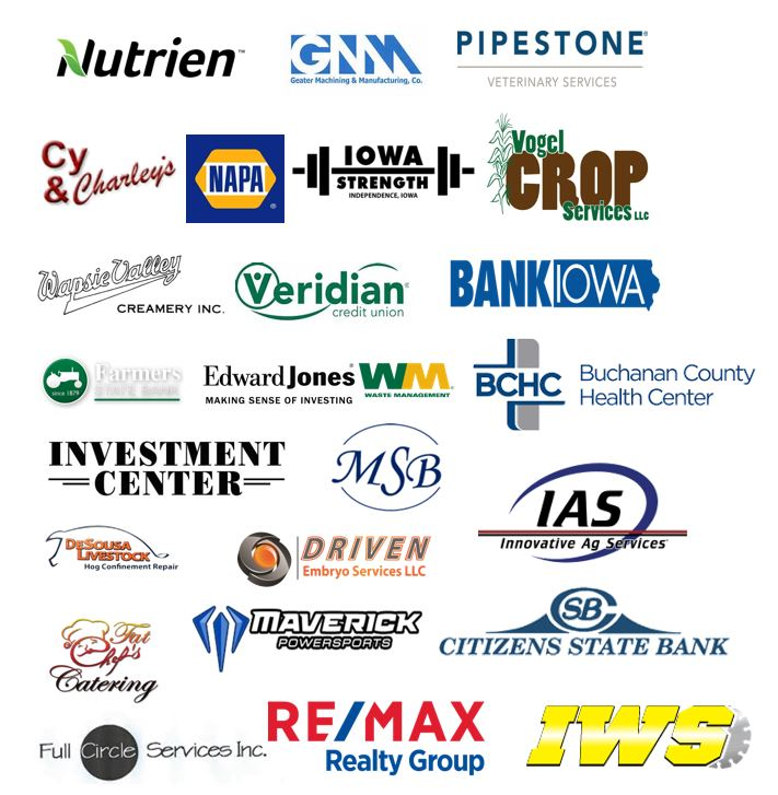 2019 Sponsors with logos