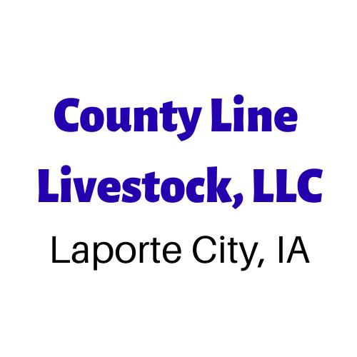 County Line Livestock, LLC Laporte City, IA